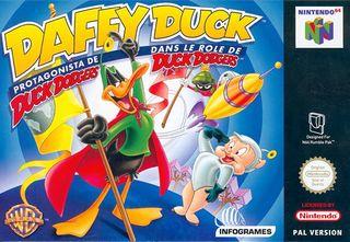 Daffy Duck Dans Le Role De Duck Dodgers