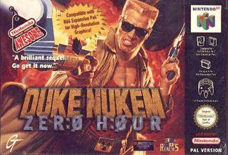 Duke Nukem : Zero Hour