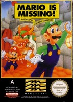 Mario Is Missing ! : A Geography Learning Adventure - That's Way Cool !
