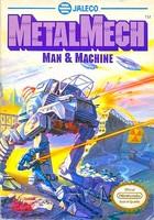 Metal Mech : Man & Machine