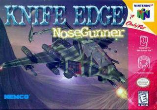 Knife Edge : Nose Gunner