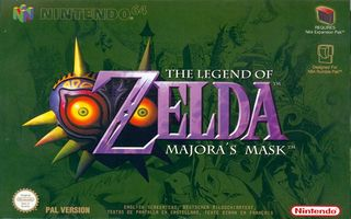 The Legend Of Zelda : Majora\'s Mask