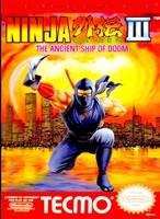 Ninja Gaiden III : The Ancient Ship Of Doom