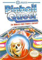 Pinball Quest : The World's First Pinball Fantasy !
