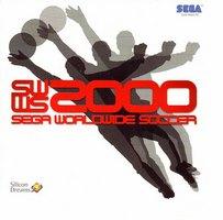 Sega Worldwide Soccer 2000