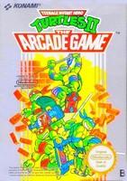 Teenage Mutant Hero Turtles II : The Arcade Game