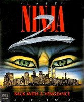 Last Ninja 2 : Back With A Vengeance