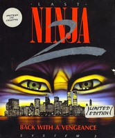 Last Ninja 2 : Back With A Vengeance - Limited Edition