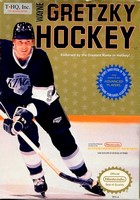 Wayne Gretzky Hockey : Version Black L.A Kings Jersey