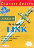 Classic Series : Zelda II - The Adventure Of Link - The Original