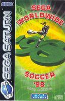 Sega Worldwide Soccer 98 Club Edition