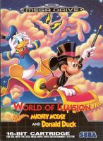 World of Illusion : Starring Mickey Mouse and Donald Duck