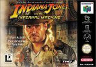 Indiana Jones : La Machine Infernale