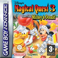 Disney's Magical Quest 3 : Starring Mickey & Donald