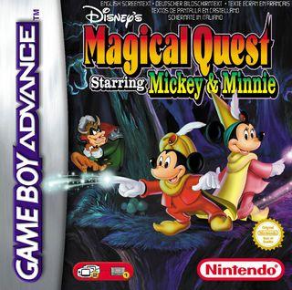 Disney's Magical Quest : Starring Mickey & Minnie
