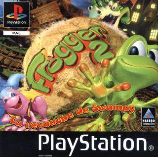 Frogger 2 : La Revanche de Swampy