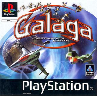 Galaga : Destination Earth