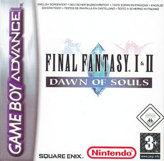 Final Fantasy 1 & 2 : Dawn of Souls