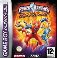 Power Rangers : Ninja Storm