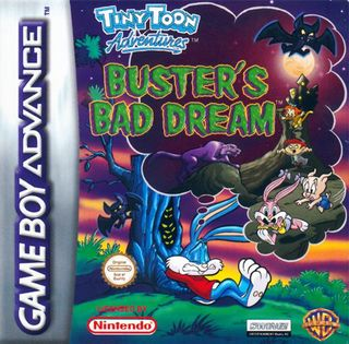 Buster's Bad Dream