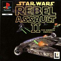 Star Wars Rebel Assault 2 : The Hidden Empire
