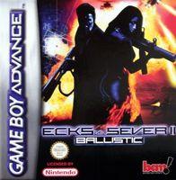 Ballistic : Ecks vs Sever