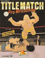 Alex DeMeo's Title Match Pro Wrestling