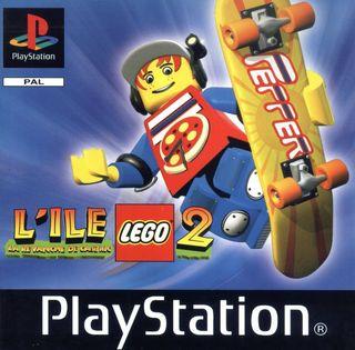 L'Ile Lego 2 : La Revanche de Casbric