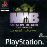 Men In Black The Series : Crashdown