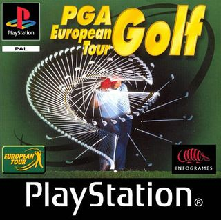 PGA European Tour Golf