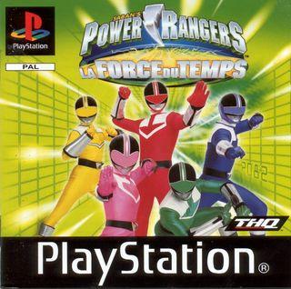 Power Rangers : La Force du Temps