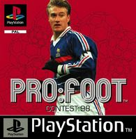 Pro Foot Contest 98