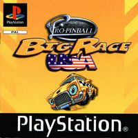 Pro Pinball : Big Race USA