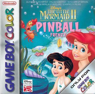 La Petite Sirène 2 : Pinball Frenzy