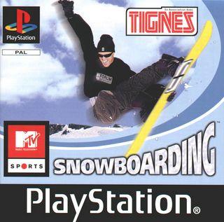 MTV Sports : Snowboarding