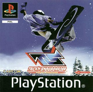 Trick n' Snowboarder