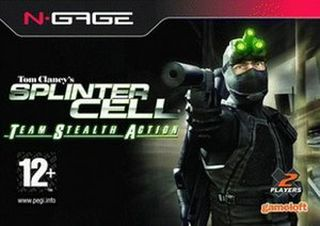 Splinter Cell : Team Stealth Action