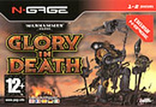 Warhammer 40000 : Glory In Death