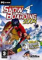 Championship Snow Boarding 2004