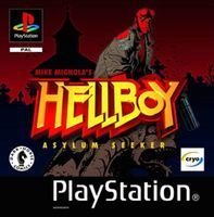 Hellboy : Asylum Seeker