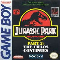 Jurassic Park Part 2 : The Chaos Continues