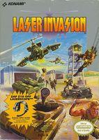 Laser Invasion