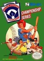Little League Baseball : Championship Series