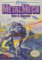 Metal Mech : Man & Machine