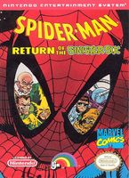 Spiderman return of the sinister six