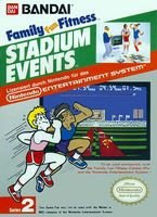 Family Fun Fitness : Stadium Events
