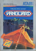 Vanguard : Thrilling Space Odyssey