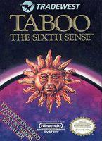 Taboo : The Sixth Sense