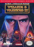 Wizards & Warriors 3 Kuros : Visions of Power