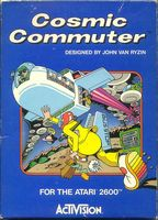 Cosmic Commuter